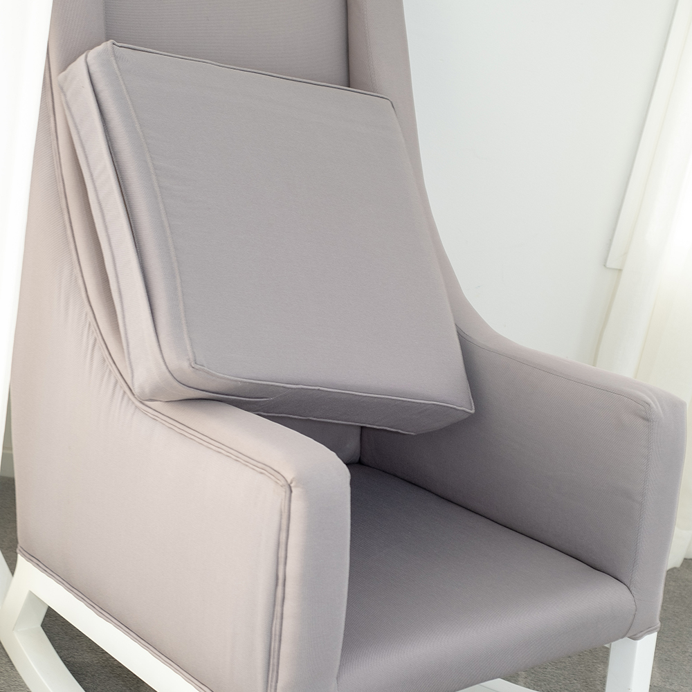 steam clean lounge chair