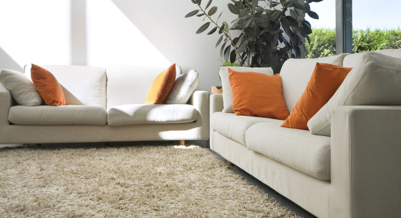 Upholstery and rugs